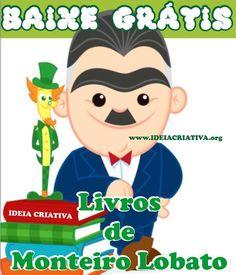 Livros Monteiro Lobato Domínio Público Para Baixar Grátis