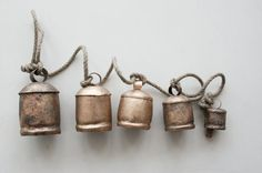 rustic bell wind chimes | Windchimes and Bells Biggest to Smallest with Free by ironaworks