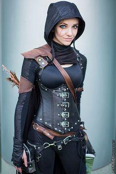 Image result for female garrett cosplay