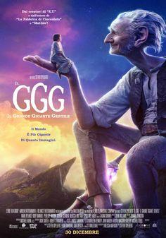 Il Grande Gigante Gentile, il film di Steven Spielberg, dal 30 dicembre 2016 al cinema.
