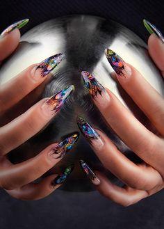 50+ Acrylic Nail Designs  <3 !