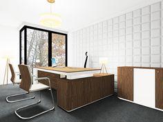 Office   Gdańsk, Kartuska Street on Behance