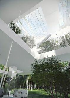 Arquiteto Sou Fujimoto constrói primeira casa no Brasil