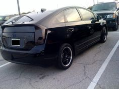 Darth Prius?  Sorry, you can't make a Prius cool