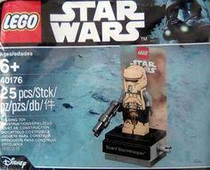 À clipser à côté de R2-M2 : Nouveau polybag LEGO Star Wars 40176 Scarif Stormtrooper: C'était logique et c'est maintenant confirmé,… #LEGO