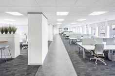 Bureaux Open Space Jam : Die 34 besten bilder von open office design offices office spaces