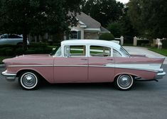 1957 Chevrolet 210 Sedan - Pristine Classic Cars For Sale 1957 Chevrolet, 1957 Chevy Bel Air, Plymouth Voyager, Chevy Classic, Custom Cycles, American Classic Cars, Cars Usa, Car Prices, Limousine