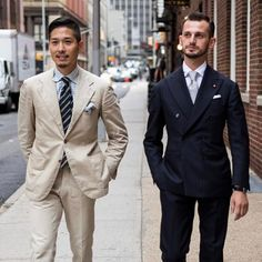 They're back! We are proud to be hosting @liverano_liverano this Thursday through Saturday for a trunk show. The #liverano team will be on hand to take measurements, conduct fittings and show their private stock of fabrics. DM or email for...