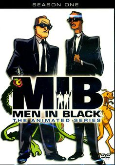 Men In Black The Animated Series