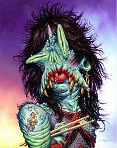 Tommy Lee by Jason Edminston