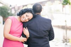 Canal Walk Engagement Session by Nikki Santerre Photography Engagement Pictures, Engagement Session, Bridge, Walking, Couple Photos, Couples, Photography, Couple Shots, Engagement Photos