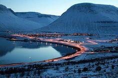 Oblivion en Islandia