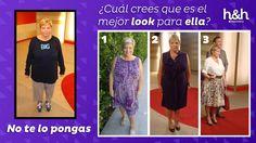 Ella fue una de las victimas de #NoTeLoPongas,  cuyos familiares y amigos la han nominado como candidato a una transformación radical de imagen.  ¿Cuál crees que es el mejor look para ella?  #Belleza #Programa #Moda #Look #ropa #mujer