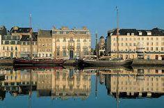 le port de Cherbourg