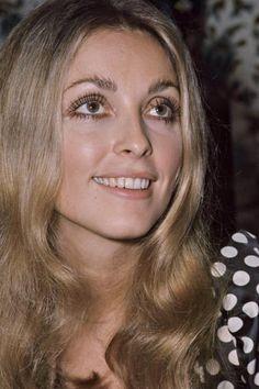 Sharon Tate photographed by Jean Claude Deutsch in Paris,1968