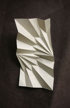 Radial V - III III MMIX by AndreaRusso, via Flickr ... And it's just paper.