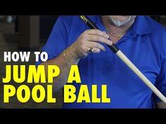 How to Play Pool: Jump Shot   Ozone Billiards - YouTube Basement Bar Designs, Home Bar Designs, Basement Ideas, Billards Room, Long Jump, Play Pool, Basement Ceilings, Basement Bars, Pool Tables