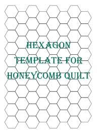 PRINTABLE GRIDS... ALSO SEE: http://www.frommarti.com/downloads ... : hexagon quilt pattern free - Adamdwight.com
