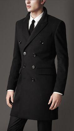 Men's Coats | Pea, Duffle & Top Coats | Burberry | Wool, Suits and ...