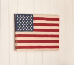 draw american flag
