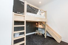 Jamie & Hayden's Kid's Bedroom - The Block NZ 2015 - Visit http://curate.co.nz/featured/eye-spy-on-the-block-15 for links to the products seen on the show