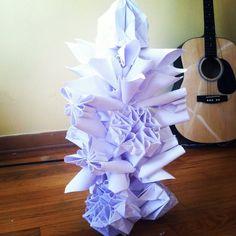 #paper #sculpture