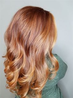 Bringing Red Hair Back To Life - Hair Color - Modern Salon