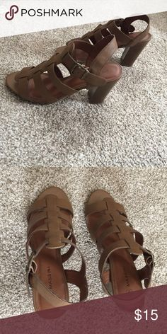 Massini shoes Size 9 - worn once ever massini Shoes Heels
