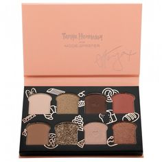 Models Prefer Tanya Hennessy How Good is Bread? Carb-coloured Eyeshadow P g Christmas Wishes, Christmas 2019, Models Prefer, Eyeshadow, Colours, Skin Tone, Beautiful, Palette, Leaves