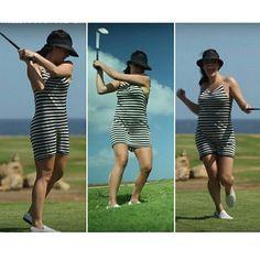 Vocês sabiam que #Aruba também é o destino ideal para praticar esportes? Fernanda Vasconcellos (@fevasconcellos) deu suas primeiras tacadas de golfe em um dos campos da ilha, Tierre del Sol! Veja como foi em vídeo no http://revistaquem.globo.com/QUEM-Aruba #EssaIlhaPega #FernandaVasconcellos