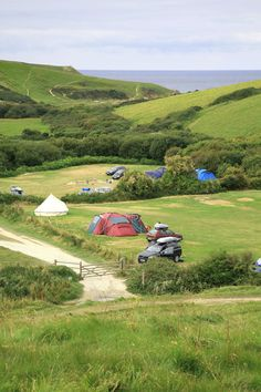 Polly Joke Campsite. I camped here near every year of my childhood :)