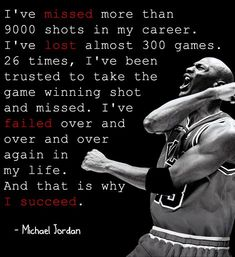 michael jordan quote 274x300 Daily Motivation: Motivational Quotes