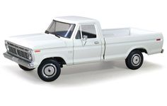 The Dukes of Hazzard 1973 Ford F 100 Uncle Jesse's Pickup Truck