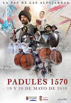 RECREACIÓN HISTÓRICA PAZ DE LA ALPUJARRA PADULES 2018