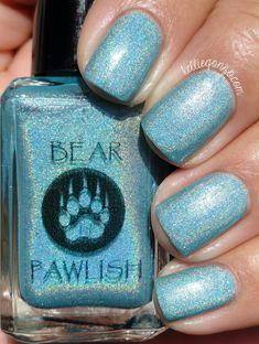 Bear Pawlish Who I Am // @kelliegonzoblog