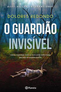 Manta de Histórias: O Guardião Invisível de Dolores Redondo - Novidade...