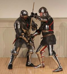 Christian Henry Tobler in a picture from his upcoming revision of Fighting with the German Longsword