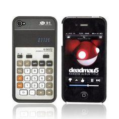 Retro Calculator iPhone Case
