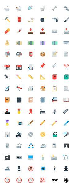 Emoticons (Emojis) for Mozilla Firefox on Behance