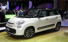 Fiat 500X Plans