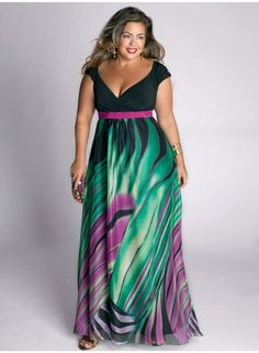 Rainforest Paradise Maxi Dress >> So, so beautiful...