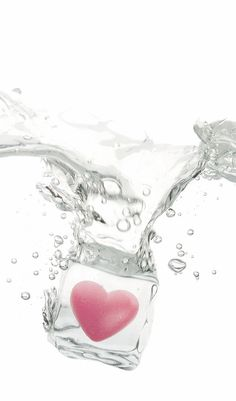 .IF I ever get married again, hearts will def. be in the ice!