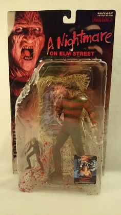 Movie Maniacs/McFarlane Freddy Krueger MOC COMING SOON!  http://tinyurl.com/mp66azj