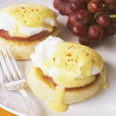 Huevos a la crema