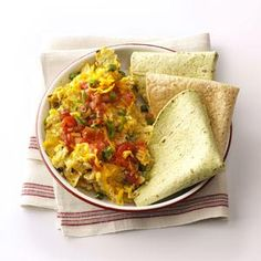 Migas, My Way Recipe from Taste of Home -- shared by Joan Hallford of North Richland Hills, Texas