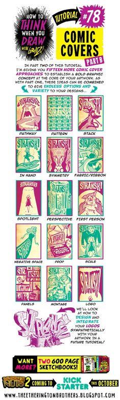 #78 Comic Covers B