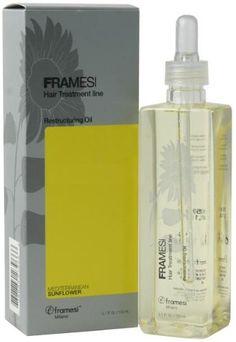 Framesi Hair Treatment Line Restructuring Oil, 5.1 Ounce -- Visit the image link more details.