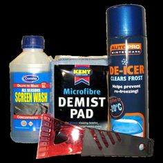 The de-icer was needed this morning!     Pick up a winter car kit from JP Corry complete with de-icer, screen wash, scraper and de-mist pad at the bargain price of    NI - £4.95 Excluding VAT £5.94 Including VAT     ROI - €5.69 Excluding VAT €7.00 Including VAT