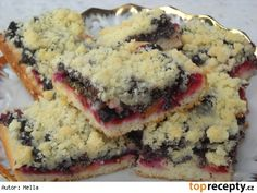 Rýchly makový koláč Slovak Recipes, Czech Recipes, Perfect Cheesecake Recipe, Cheesecake Recipes, Sweet Desserts, Sweet Recipes, Sweet Cooking, Desert Recipes, Dessert Bars