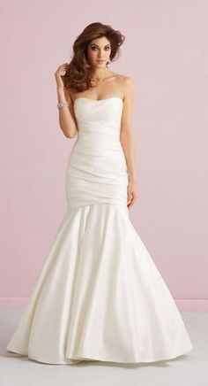 1000 Images About Allure Bridal Gowns On Pinterest
